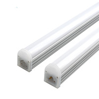 residential lighting single T5 integrative linking led lamp fixture