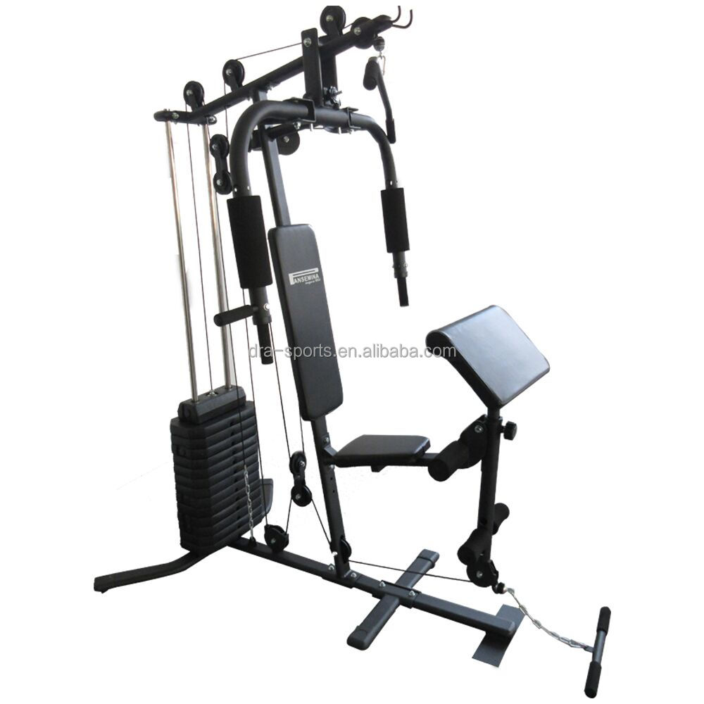 Multi station home gym hg total body gym station home gmy