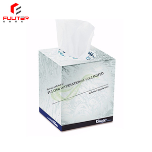 Wholesale fancy cheap paper custom printed tissue box