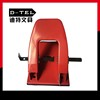 full stock supply 8cm distance 30 sheet special shaped hole punch