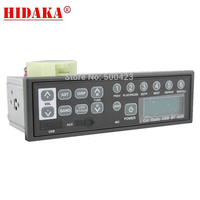 hot sale 1din 12V 24V AM FM real time clock USB AUX-IN bluetooth excavator radio car radio