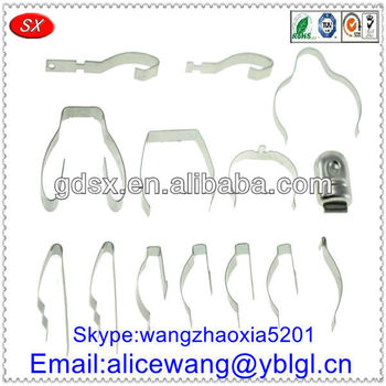 Dongguan Custom Spring Steel Single Leaf Springs,Different Types ...