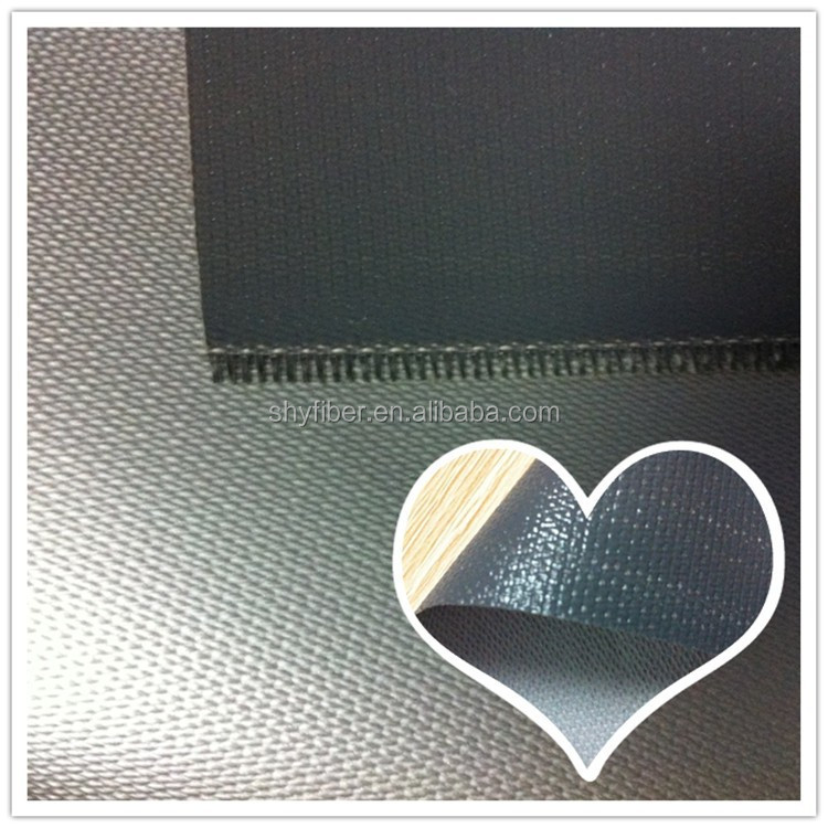 0.43mm thermal insulation fireproof Silicone Coated Fiberglass fabric