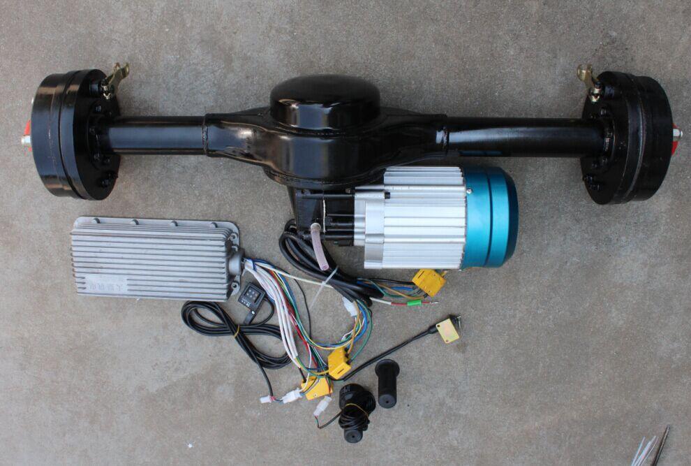 High Power 36v 48v 60v 72v 1000w Brushless Dc Motor Buy