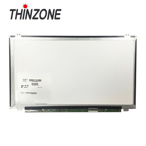 Used good quality laptop screen 15.6 led slim lp156whb-tpa2 edp 30pin lcd monitor