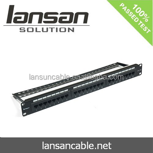Network Cabling Accessories Patch Panel