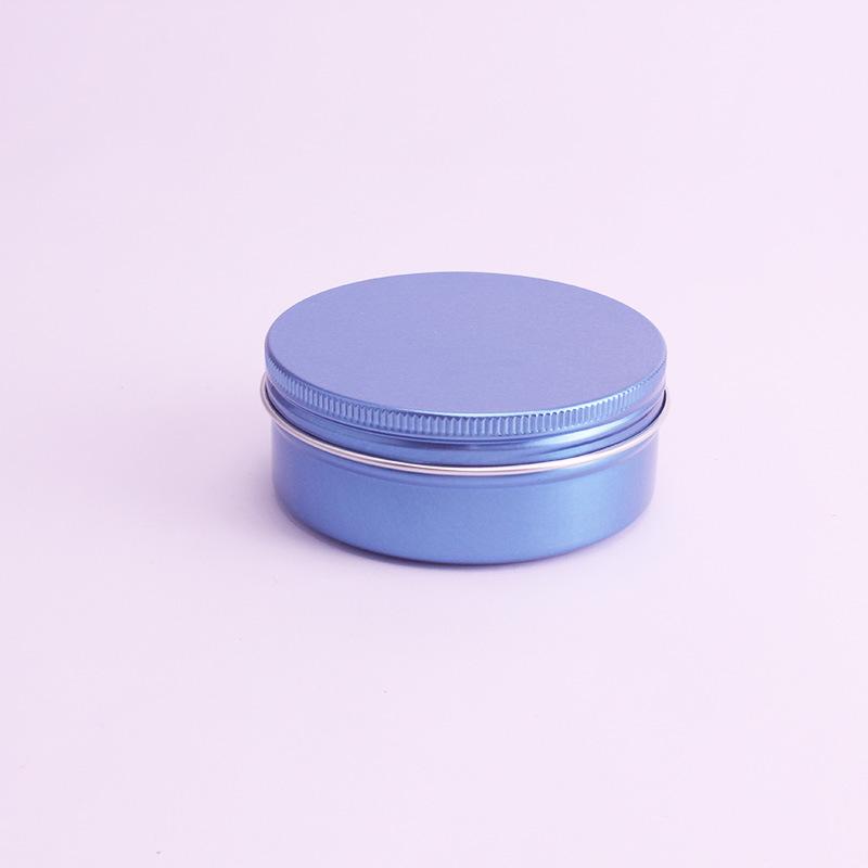 5.2 OZ/150 ML High-end Aluminium Tins Geurende thee verpakking case