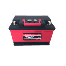 Groothandel CE Rohs Fcc 2 jaar garantie LifePO4 12 V 24 V lithium ion <span class=keywords><strong>auto</strong></span> batterij
