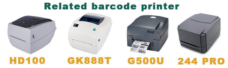 Siêu Tháng Chín USB Loại Giao Diện RT700 chuyển nhiệt máy in cho Godex Ez-