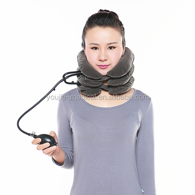 Pneumatic Cervical Collar Neck traction device