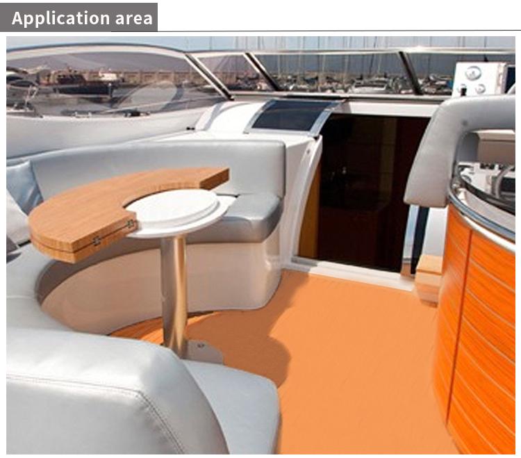 EVA Foam Teak Sheet Flooring Synthetic Marine Boat Decking Yacht