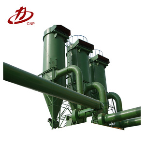 industrial cyclone dust collector machine