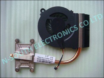 Replacement Cpu Cooler Fan Heatsink For Hp Compaq G42 G62 G72 Cq42 Cq62  595832-001 - Buy Replacement Cpu Cooler Fan Heatsink For Hp Compaq G42 G62  G72