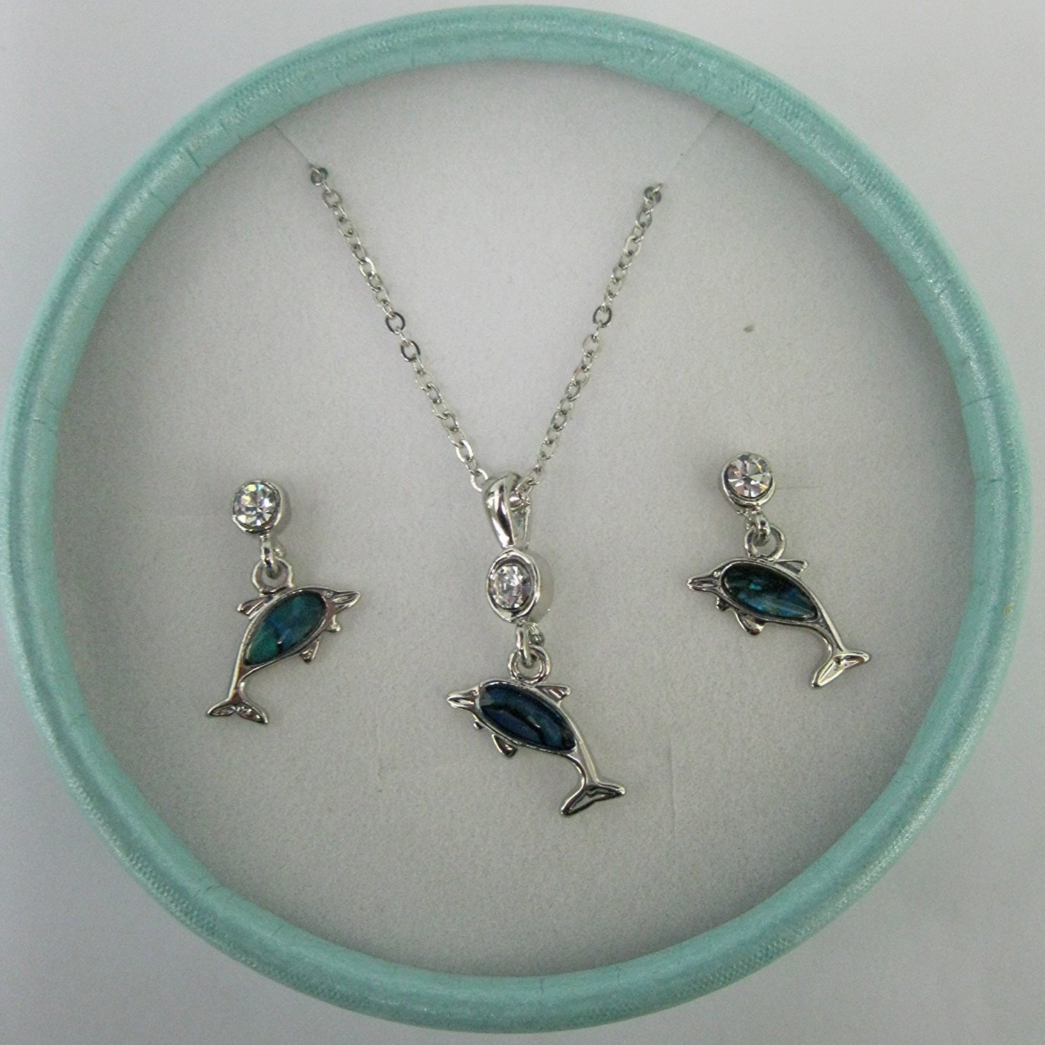 sterling collection jewelry turtle watches overstock today journee silver shell sea pendant paua product shipping free