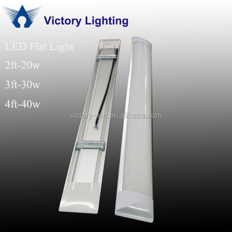 New 120cm 150cm Surface Mount Slim Line Linear Fittings