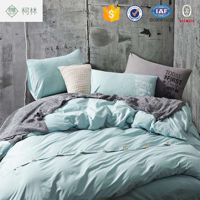 Cheap Price Poly Cotton Hotel Bedding Bed Set Duvet Wholesale Luxury 100%  Cotton Hotel Silk