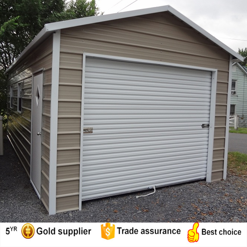 Venta al por mayor garaje prefabricado acero compre online for Costo del garage 24x36
