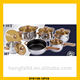 HOT non stick cookware set with glass lid