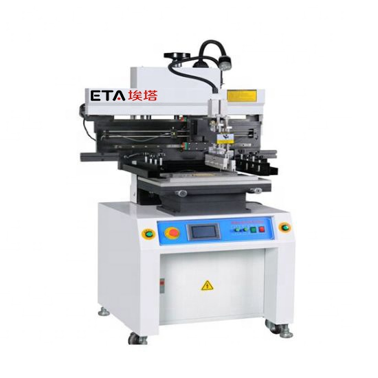 Semi-auto-Manufacturer-Screen-Printing-Machine-for