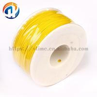 Yellow 250 Meters Electrical Wire, Wrapping Wire High Quality 30awg Line Q9 Electric Cable