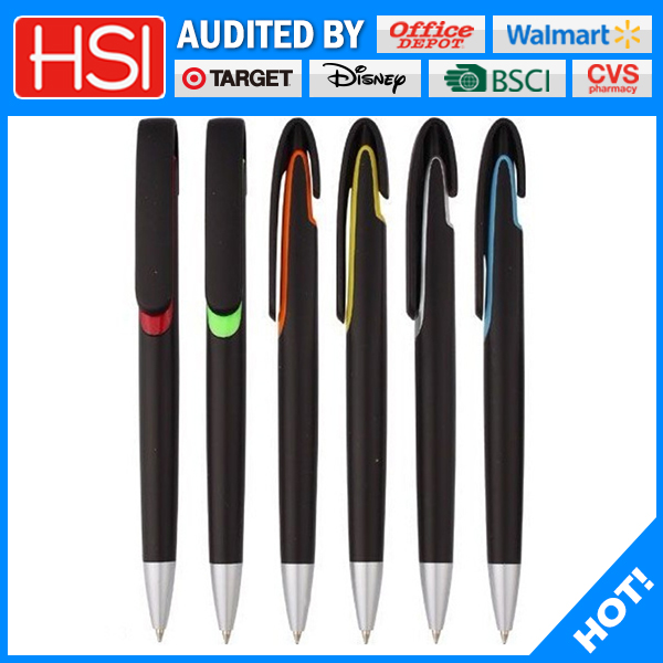 Wholesale Top Quality New Design Company Logo Ball Pen
