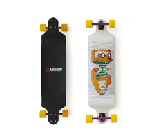 <span class=keywords><strong>OEM</strong></span> 9ply volle Kanadische maple <span class=keywords><strong>longboard</strong></span> komplett für Downhill