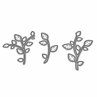 2017 new design hot sale leaf paper craft Top Quality metal craft cutting dies for scrapbooking