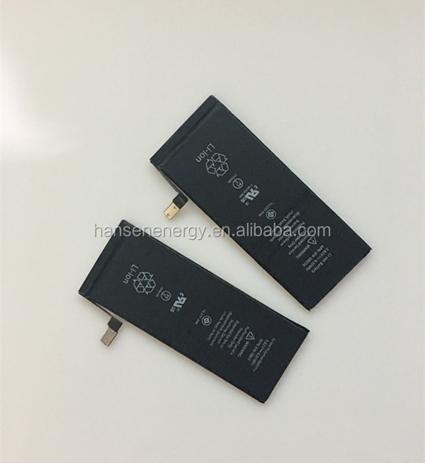Li-ion battery replacement cho iphone 6 s li-ion battery 1715 mAh cho iphone 6 s