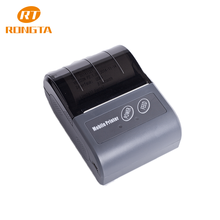 Thermal Receipt Printer,Portable Personal Printer Mini Wireless Bluetooth Printer for iOS and Android Systems,58MM USB Thermal P