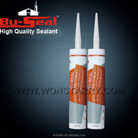 china high performance waterproof silicone sealant factory