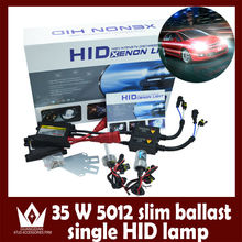Auto xenon red hid conversion kit H1, H3, H4, H6, H7, H8 H13 H16 HB1 HB3 HB4 12V 35W xenon headlights