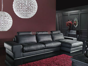 2014 Germany Living Room Leather Sofa Is Used Top Leather