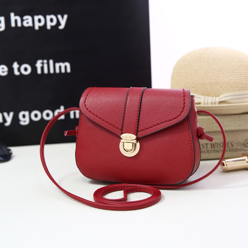 Hot Sale New Coming Fashion Mini Hasp Lock <strong>Shoulder</strong>/Crossbody Bag