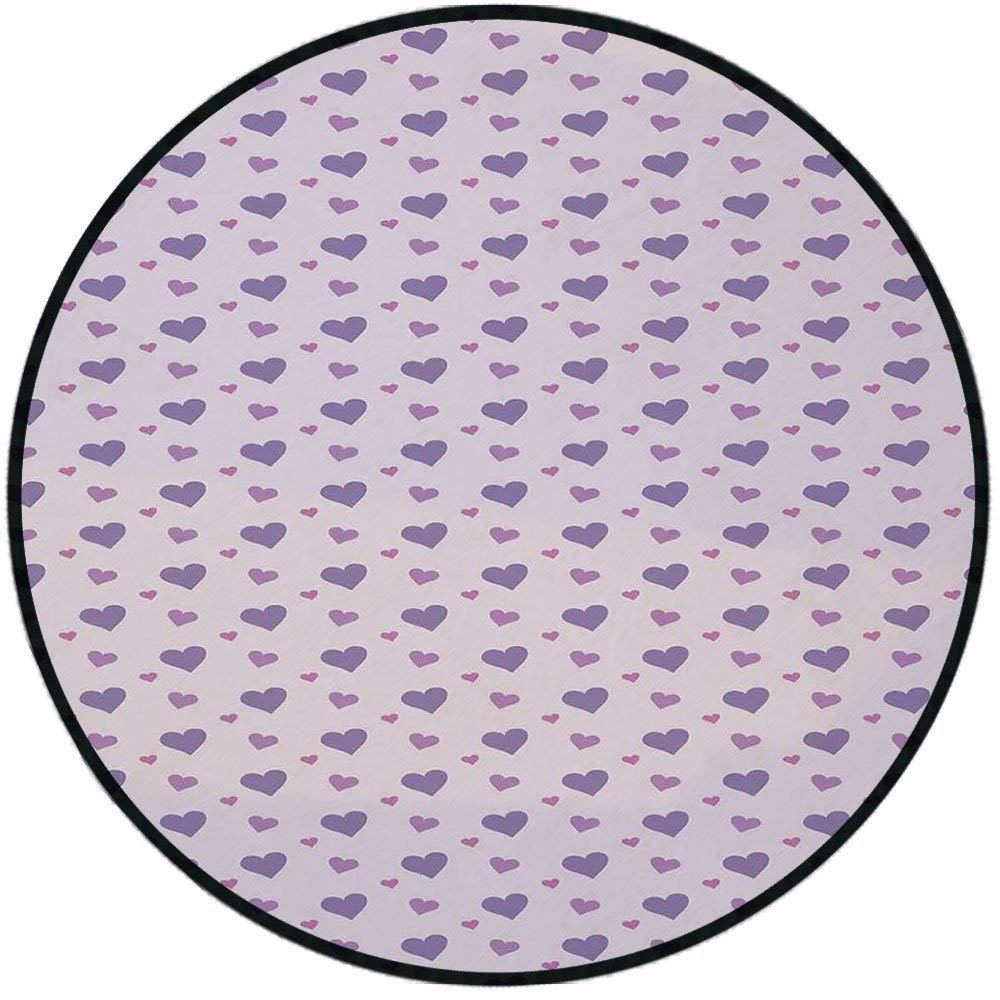 Buy Purple Flower Area Rug For Kids Girls Room Girls Rugs Girls