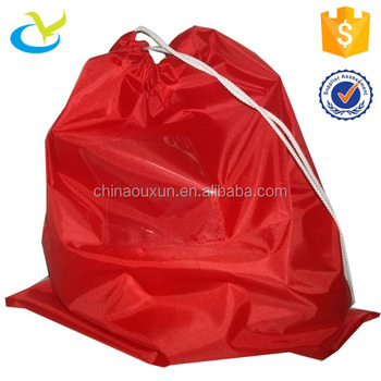Heavy Duty Large Laundry Bags Nylon Drawstring Bag 100 Polyester Product On