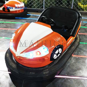 Adult game carnival ride bumper car motor bumper with led lights for sale