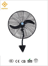 200W Strong Way Wall-Mounted Industrial Oscillating Fan---14ooPRM, 30inch Diameter