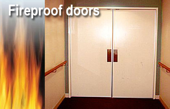 FIRE PROOF AND ANTI SMOKE DOORS & Fire Proof And Anti Smoke Doors - Buy Door Product on Alibaba.com pezcame.com