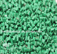 NEW Grade General Injection Molding ABS Flame Retardant Plastic ABS 355 green