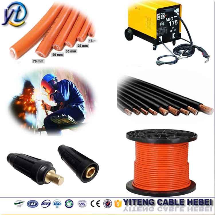 25 welding leads