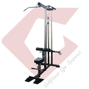 Lat Pull Down Machine / Gym Equipment / Strength Equipment