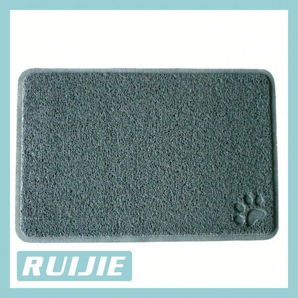 Kitty Litter Mats for Cats Tracking Litter Out of Their Box - Soft to Paws
