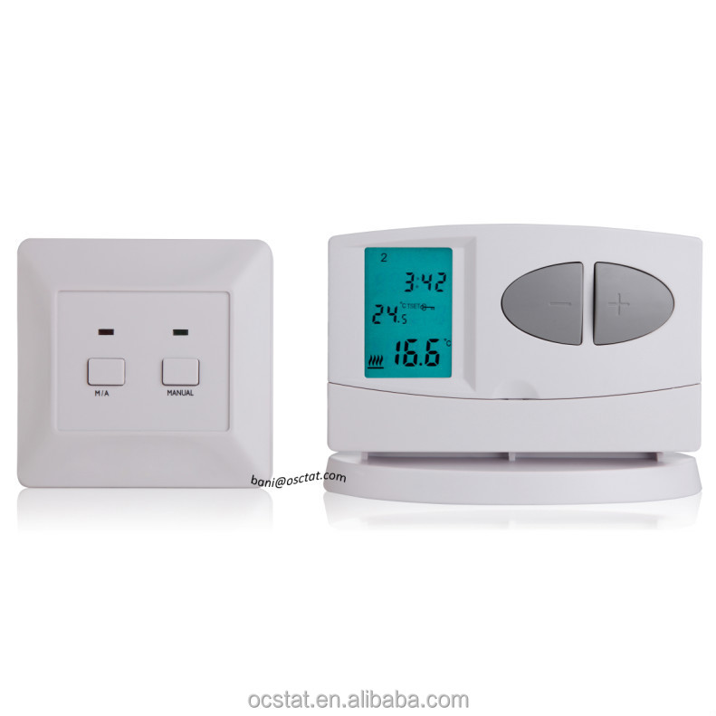 C7 RF wireless thermostat