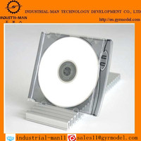 China manufacture DVD CD case&box&cover prototype