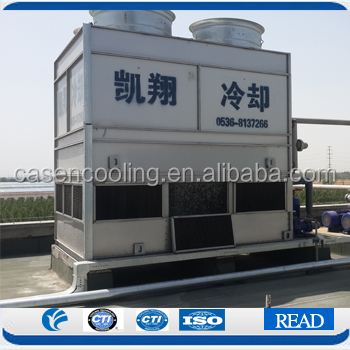 Closed Circuit Water Cooling Tower Price Counter Flow Industrial Water Cooler Cooling System Evaporative Condenser Manufacturer