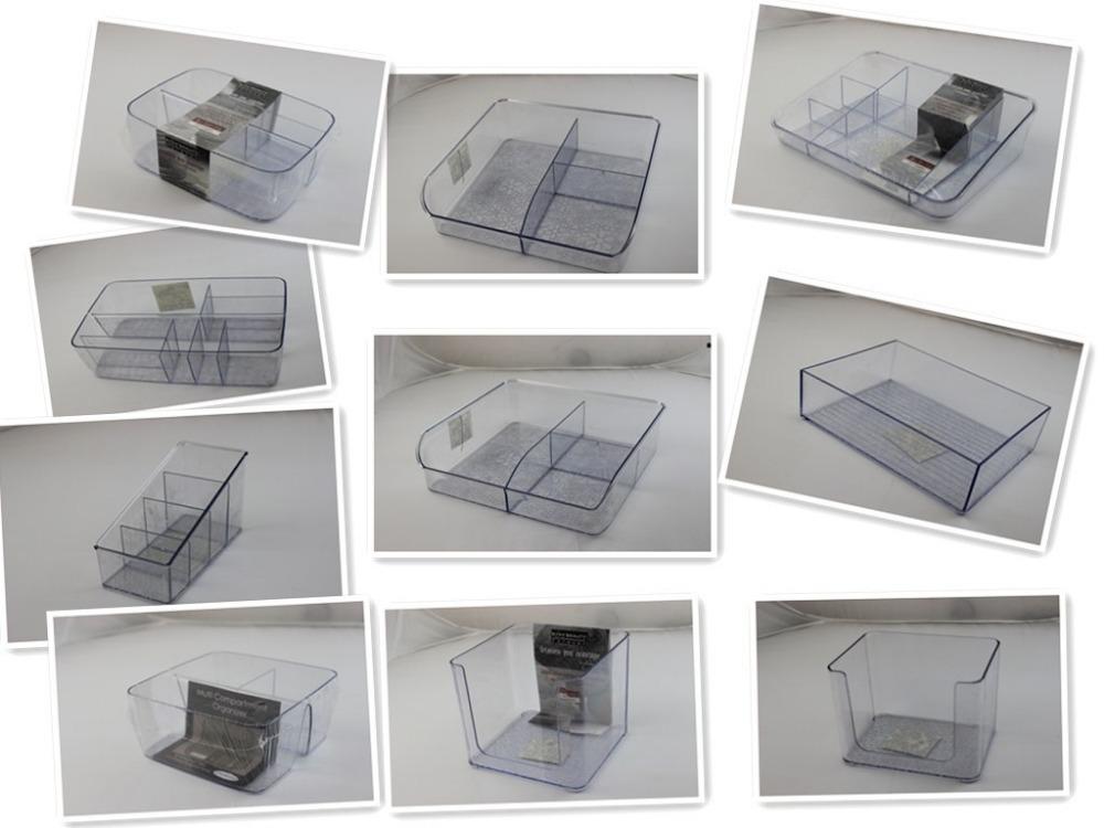 Kühlschrank Aufbewahrungsbox : Kühlschrank kunststoff aufbewahrungsbox mit 4 grids kühlschrank