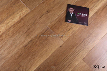 Unilin Click Laminate Flooring with V-Groove Painted