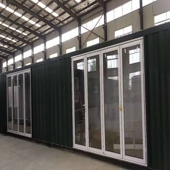 New Zealand Australia Low Cost living bedroom toilet kitchen 40ft 20ft custom prefab shipping container house for sale