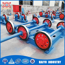 China made factory direct sale pre-stressed concrete spun pile/pole production line