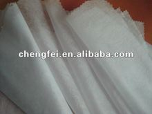 2012 Hot melt adhesive 100%polyester non woven interlining fabric